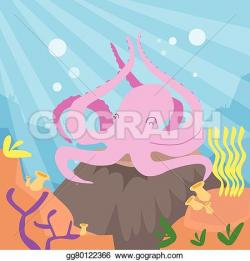 Coral Reef clipart bottom the ocean