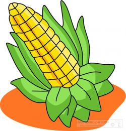 Vegetable clipart corn