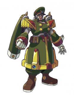 Cornol clipart commander