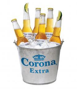 Corona Extra clipart bucket