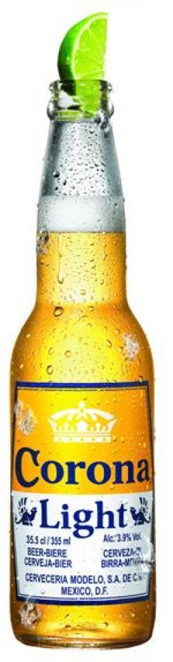 Corona Extra clipart lime