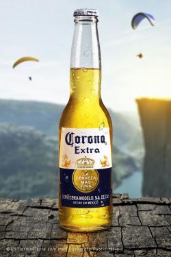 Corona Extra clipart soft object