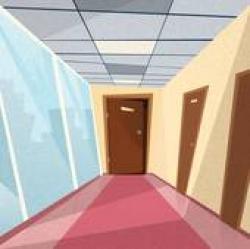 Corridore clipart
