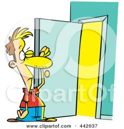 Doorway clipart