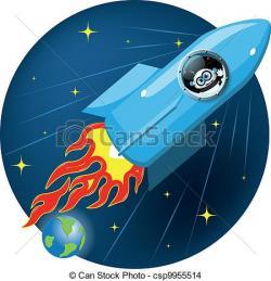 Cosmos clipart cartoon