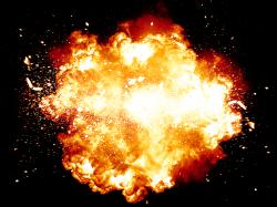Cosmic clipart fire blast