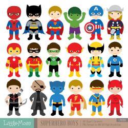 Costume clipart superhero villain