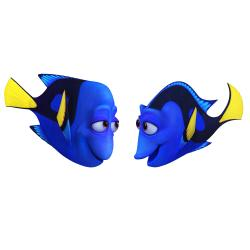 Cosplay clipart dory