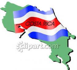Costa Rica clipart