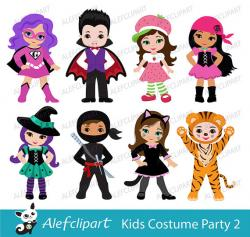 Supergirl clipart costume party