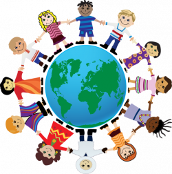 People clipart united nations