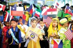 Phillipines clipart united nations costume