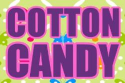 Cotton Candy clipart cooton
