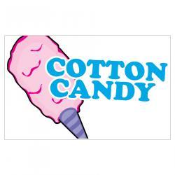 Cotton Candy clipart logo