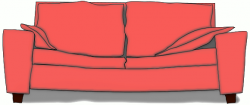 Sofa clipart couch