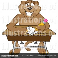 Cougar clipart reading
