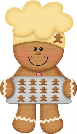 Gingerbread clipart christmas bazaar