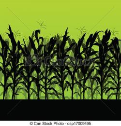 Cornfield clipart corn farm