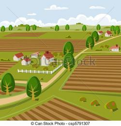 Farm clipart farmland
