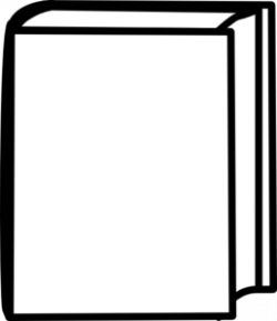Covered clipart closed book