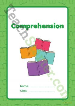 Cover clipart comprehension