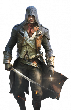 Covered clipart assassin's creed unity