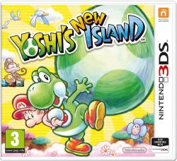 Covered clipart yoshi's new island