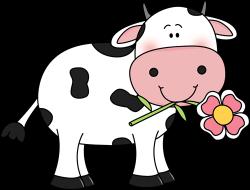 Cattle clipart cartoon