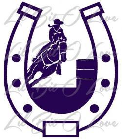 Horseshoe clipart rodeo