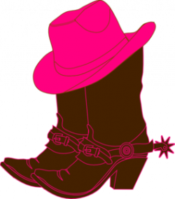Boots clipart girly