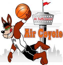 Coyote clipart san antonio spurs