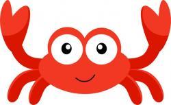 Crustacean clipart baby crab