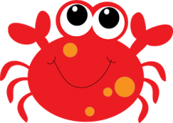 The Sea clipart baby crab