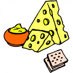 Cracker clipart cracker cheese