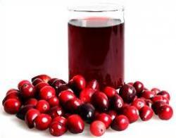 Juice clipart cranberry juice