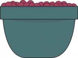 Cranberry clipart cranberry sauce