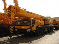 Crane clipart 100 ton