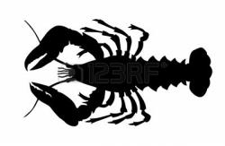 Crawfish clipart lobster trap