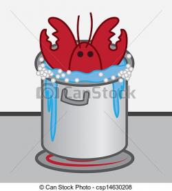 Crawfish clipart cooked lobster