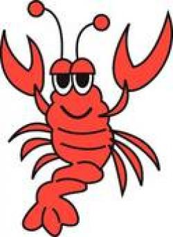 Crayfish clipart hummer