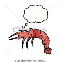 Crayfish clipart shellfish