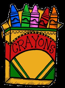 Fun clipart crayon