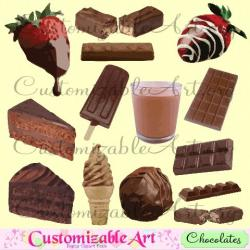 Dessert clipart chocolate covered strawberry