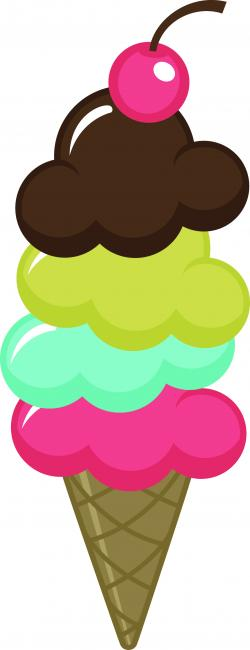 Ice Cream clipart summertime