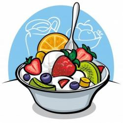 Salad clipart cute