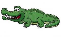 Pice clipart crocodile