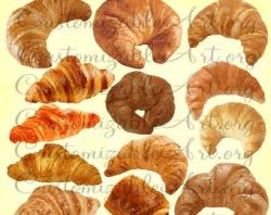 Dougnut clipart breakfast pastry