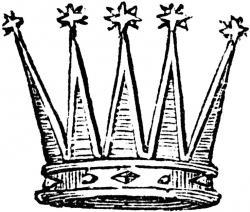 Drawn crown emperor