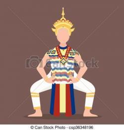 Thai clipart crown