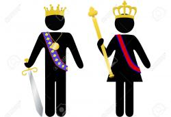 Crown Royal clipart homecoming court